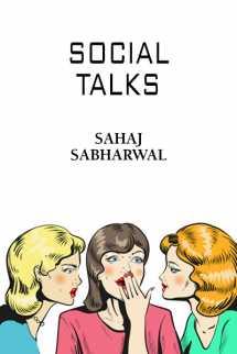 Social talks by Sahaj Sabharwal in English