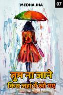 तुम ना जाने किस जहां में खो गए..... - 7 - वह रात बुक Medha Jha द्वारा प्रकाशित हिंदी में