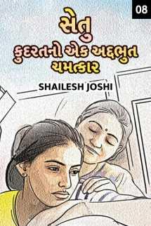 Shailesh Joshi દ્વારા સેતુ - કુદરત નો એક અદ્દભુત ચમત્કાર - 8 ગુજરાતીમાં