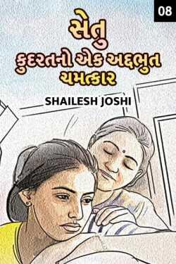 Setu - 8 by Shailesh Joshi in Gujarati