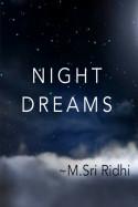 NIGHT DREAMS by Sri Ridhi in English