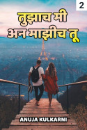 तुझाच मी अन माझीच तू...भाग २ by Anuja Kulkarni in Marathi
