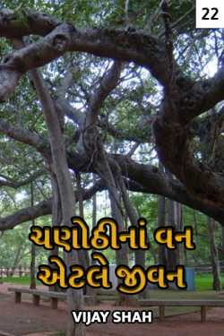 Chanothina Van aetle Jivan - 22 by Vijay Shah in Gujarati