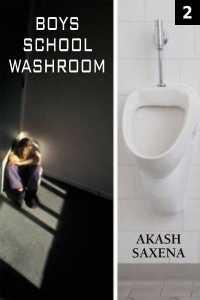 BOYS school WASHROOM-2