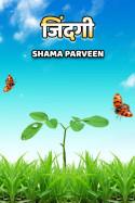 shama parveen द्वारा लिखित  जिंदगी बुक Hindi में प्रकाशित