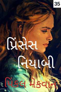 Prinses Niyabi - 35 by pinkal macwan in Gujarati