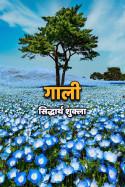 सिद्धार्थ शुक्ला द्वारा लिखित  गाली बुक Hindi में प्रकाशित