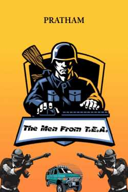 The Men From T.E.A. by Pratham in English