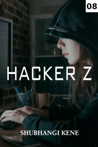 Hacker Z - 8 - Introduction of each character