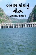 Vishnu Dabhi દ્વારા બનાસ કાંઠાં નું ગૌરવ ગુજરાતીમાં