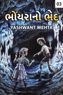 ભોંયરાનો ભેદ - 3 by Yeshwant Mehta in Gujarati