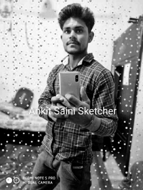 Quotes, Poems and Stories by Ankit Saini Sketcher | Matrubharti
