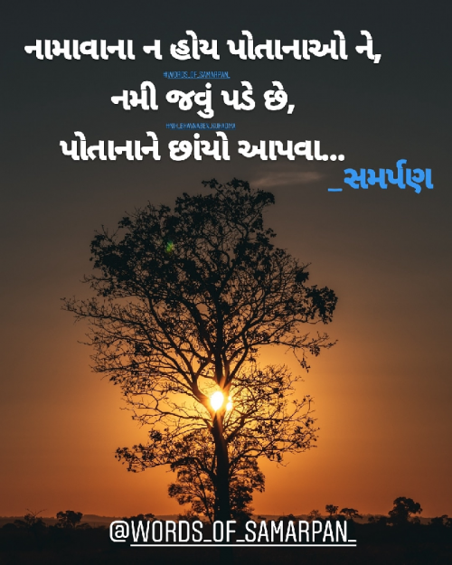 Post by Nikunj kukadiya samarpan on 27-Jul-2019 10:14pm