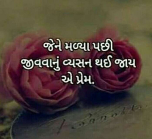 Gujarati Shayri status by Bambhaniya Shobhna on 10-Aug-2019 01:51:37pm | Matrubharti