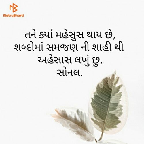 Post by Sonalpatadia on 18-Aug-2019 06:04pm