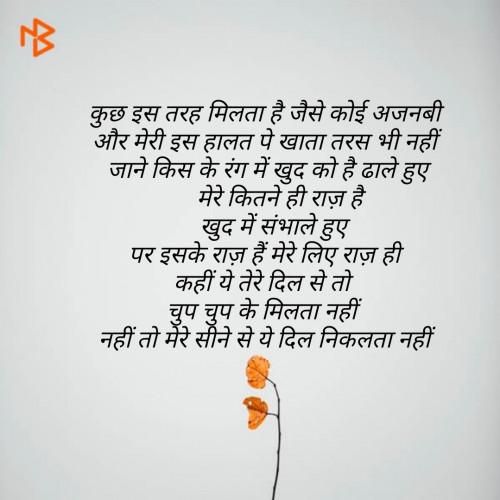 हिंदी शुभ रात्रि स्टेटस | हिंदी सोशल नेटवर्क । मातृभारती