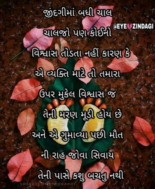 Post by EyeZindagi on 29-Oct-2019 11:42am
