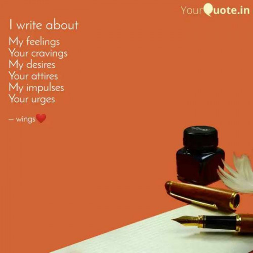 Quotes, Poems and Stories by wingsenslaved | Matrubharti
