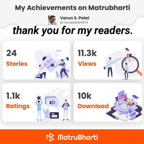 English News Posted on Matrubharti Community   Matrubharti