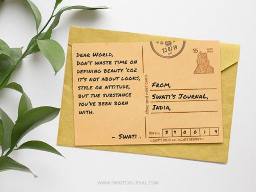 #postcardStatus in Hindi, Gujarati, Marathi   Matrubharti