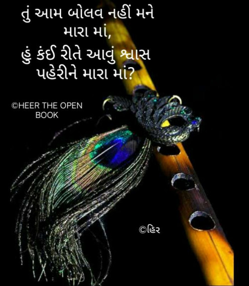 Quotes, Poems and Stories by Heer The Open book | Matrubharti