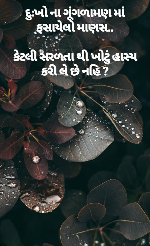 Quotes, Poems and Stories by Taran Aparnathi | Matrubharti