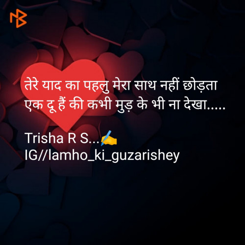 Post by Trisha R S on 13-Feb-2020 12:59am