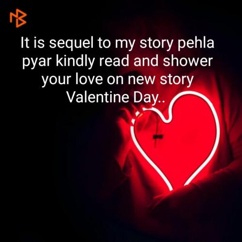 English Story status by Swatigrover on 15-Feb-2020 12:49:22am | Matrubharti
