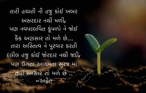 Quotes, Poems and Stories by Himanshu Patel | Matrubharti