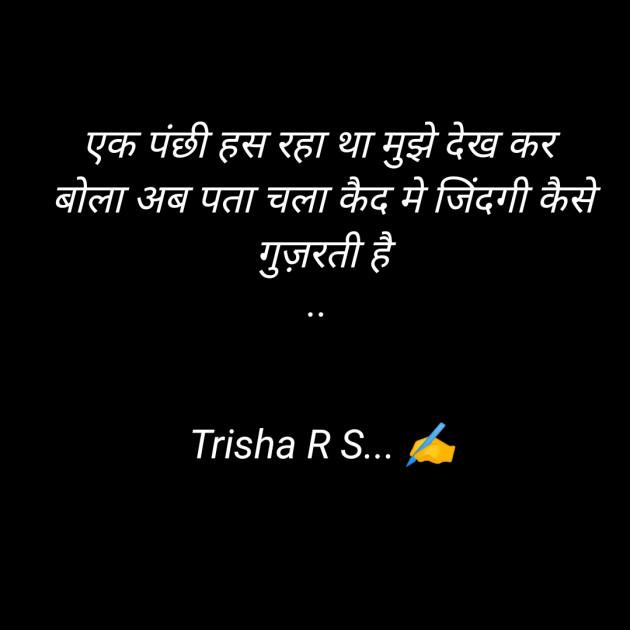 Post by Trisha R S on 24-Mar-2020 06:26pm