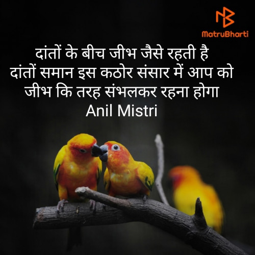 Post by Anil Mistry on 10-Apr-2020 10:19am