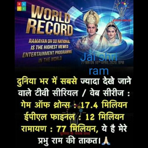 Post by Akhilesh Srivastava on 03-May-2020 03:16pm