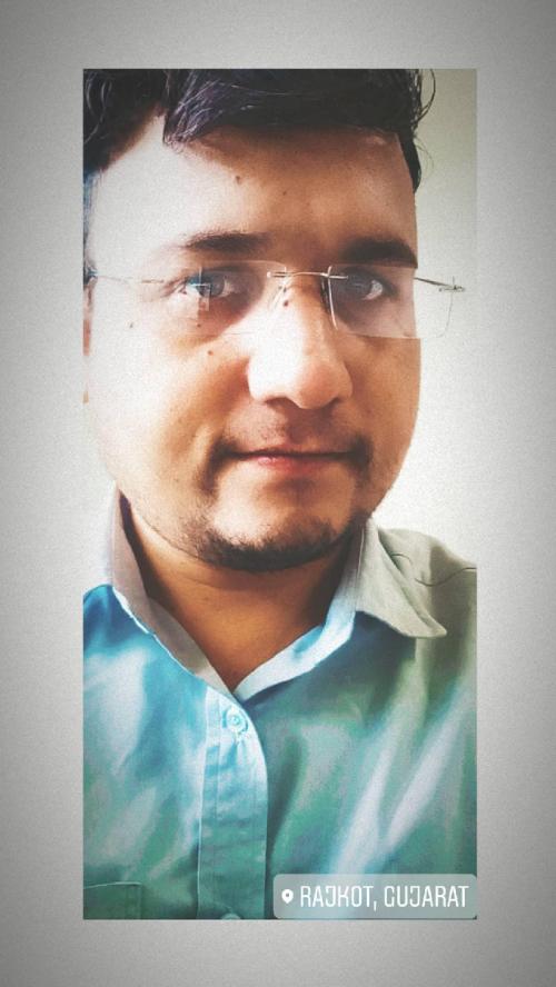 Post by Bhavesh Bhavnagarii on 26-Jul-2020 08:39am