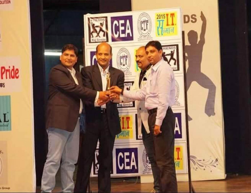 Ahmedabad Computer Society Award